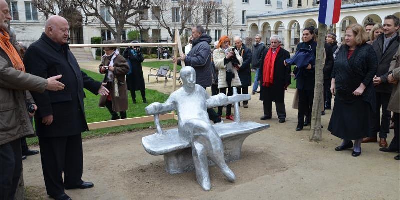 Kožarićev Matoš u Parizu