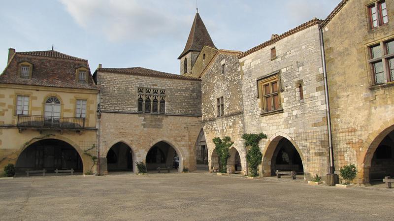 La Bastide de Monpazier