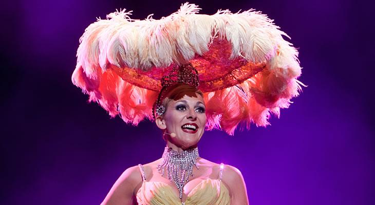 "Kabaret predstava ""LAURETTE DE PANAME"""